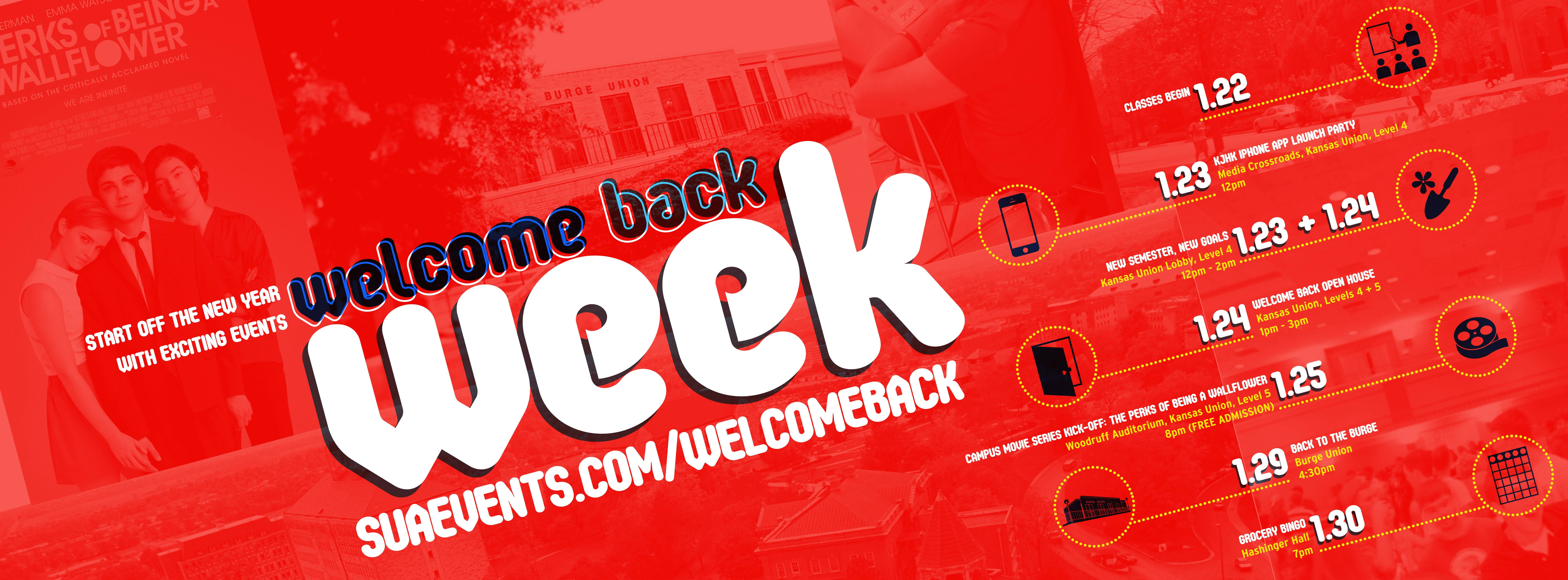 Welcome Back Week - cover image - SP13
