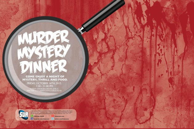 Murder Mystery DinnerNO GAME_SUA Web