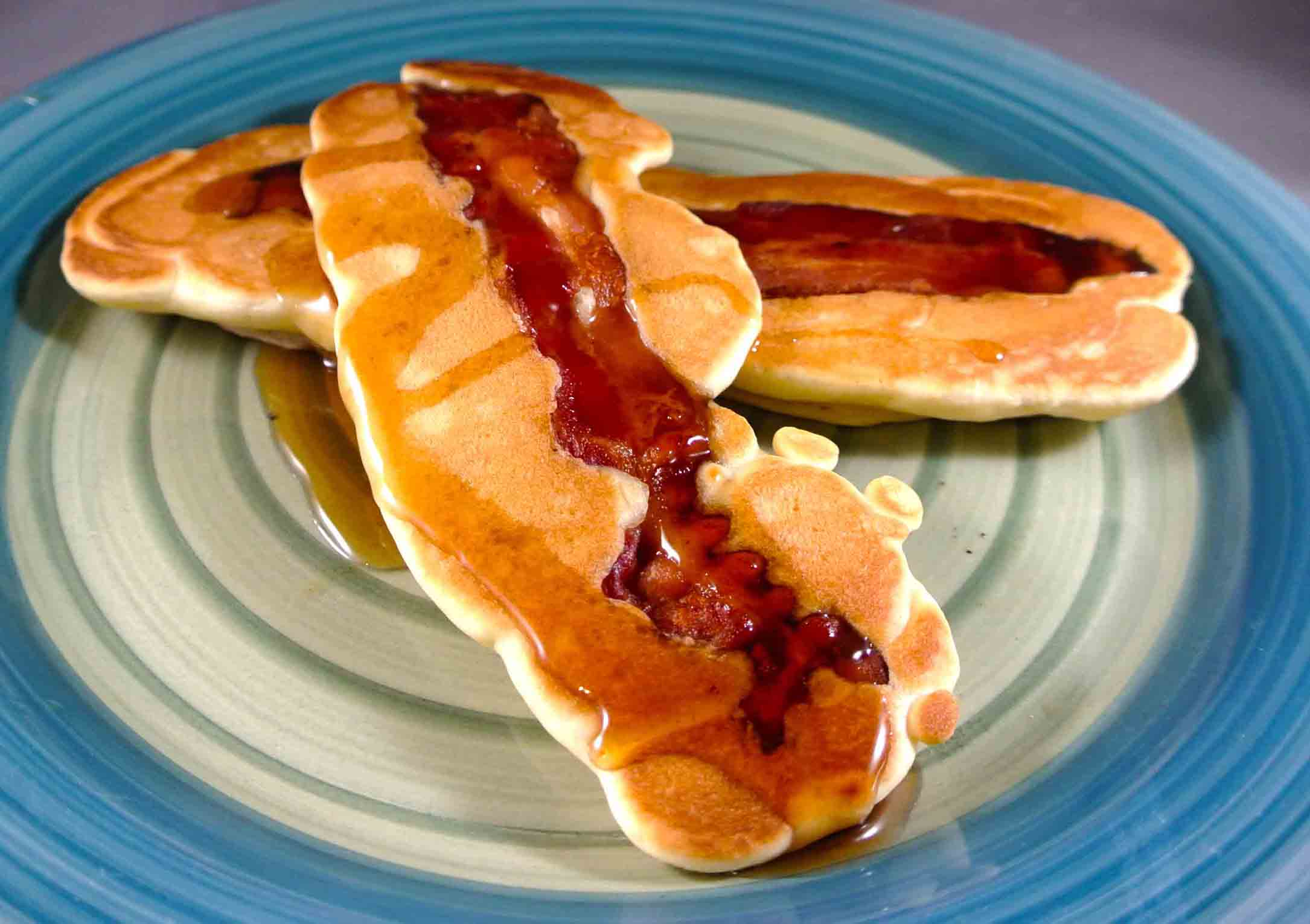 Recipe Blog: Bacon Pancakes – Student Union Activities